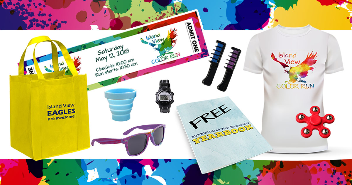 Image for Color Run PRIZES!